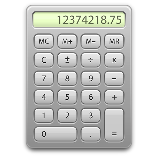 Mac OS X Calculator icon
