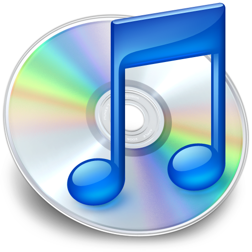 Mac OS X iTunes icon