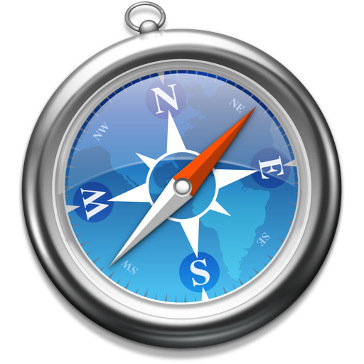 Mac OS X Safari icon