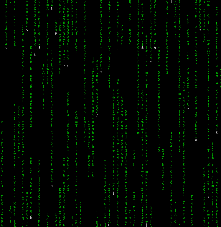 Fun On The Terminal Part 2 - View ASCII Art And ANSI Art On The Terminal