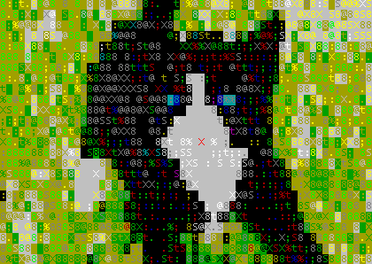One Line Ascii Art Bat : Fun on the terminal part 3 create ascii art and ansi in