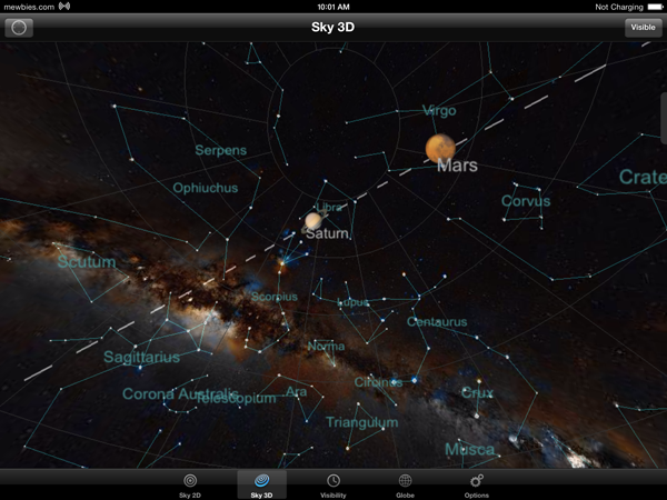 The Best Astronomy & Space Exploration Apps for iOS - Free or Under $5