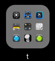 Icons and Folders