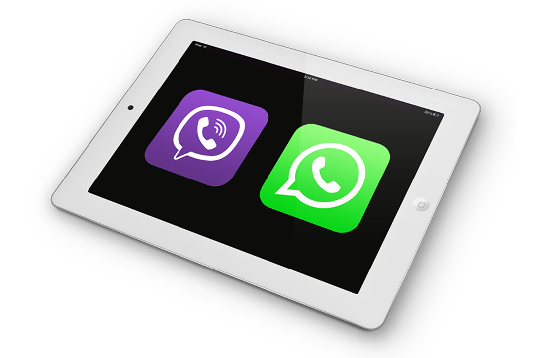 How To Install Viber and WhatsApp On iPad